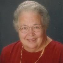 Frances Geneva Stewart Willis