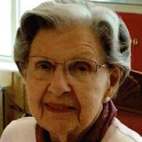 Jeannette Amelia Rougeau Miller