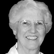 Dorothy I. Tanczos
