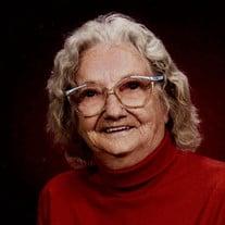 Edith Margaret Burk