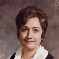 Martha Faye Logan Conner