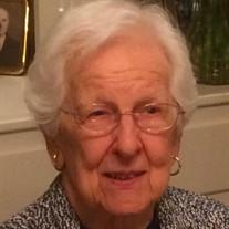 Mary  Ruth Robinson Nickell