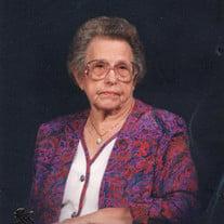 Dorothy Imogene Wiggs