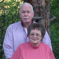Mary and Clive McClelland