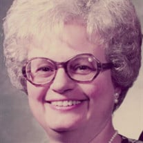 "Margaret  ""LaVerne"" Roth-Wright"