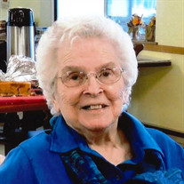 Beatrice Christena (Slama) Anderson