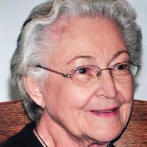Mildred D. Pitts (Lebanon)