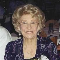 Mrs Josephine M Capuzzo