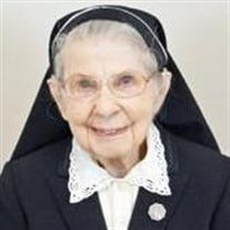 Sr. Mary Constance West