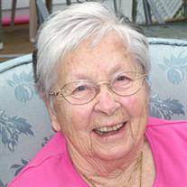 Mildred E. Plant