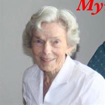 Myra June Shaw