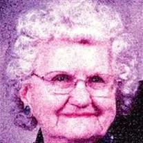 Martha Iona Elliott