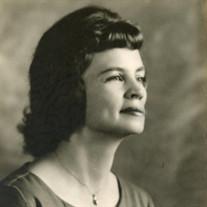 Doris Kathalene Dunnam
