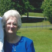 Margaret  Jeanette Huggins
