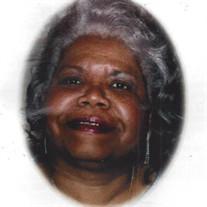 Mrs. Rosie Lee Winston