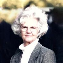 Mrs. Sara Katherine Jordan Wilds