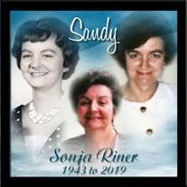 """Sonja """"Sandy""""  (Kendrick) Riner"""