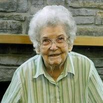 Frances Louise Holmes