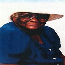 Mrs. Bessie B. Hill