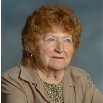 Clara  Lee Barlow Voorhis
