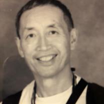 """Robert """"Bob"""" L.  Wong"""