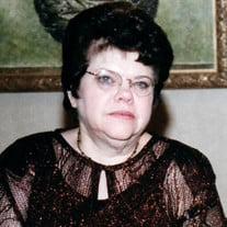 Mrs. Barbara  Joyce Nyikos of Elgin