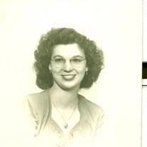 Clarice Ellen Rutan Hyde