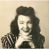 Annie Tiencken Hodges