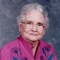 Hattie Jeralene Dixon