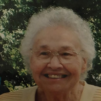 Mrs. Corine Powell Cain
