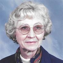 Alice G. Goff Drochter