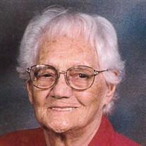 June Lee Patrick