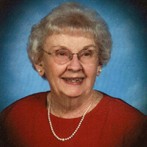 Margaret Mae Anderson