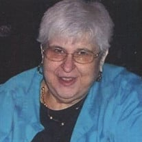 Barbara May Stanley