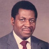 Rev. Theodore T. Anthony