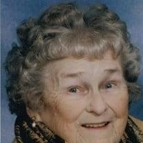"""Julia """"Judy"""" Ann Grover Emerson"""