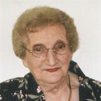 Marjorie Ann Vanness