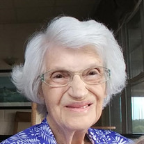 Mrs. Thelma Rebecca Powlas Elie