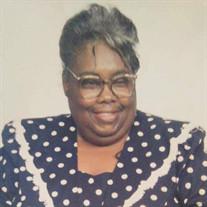 Pastor Louise Geter  Everhart