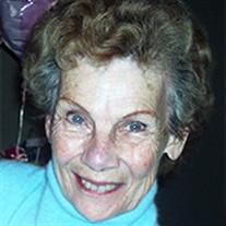 Mrs. Marguerite Jean Dean