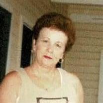 """Rebecca Ann """"Bebe"""" Pitts"""
