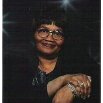 Mrs. Etta Rae Williams Lewis