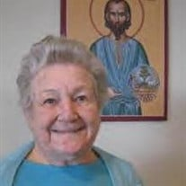 Patsy Roberts Myers