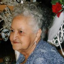 Magdalena (Nena) Garcia