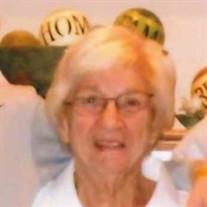 Joan  Margaret Mattson