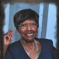 Mrs. Annie Delores Bowman
