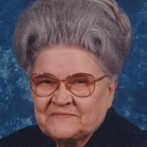 Minnie M. Brown