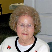 Mrs. Wilene Sanders Bomar