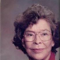 Wanda Carolina  Moore