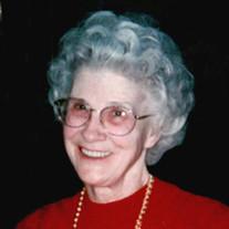 Faye Beryl Tyrrell (Stanfill)